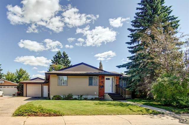 15 Mccune Avenue, Red Deer, AB T4N 0H3 (#A1022052) :: Canmore & Banff