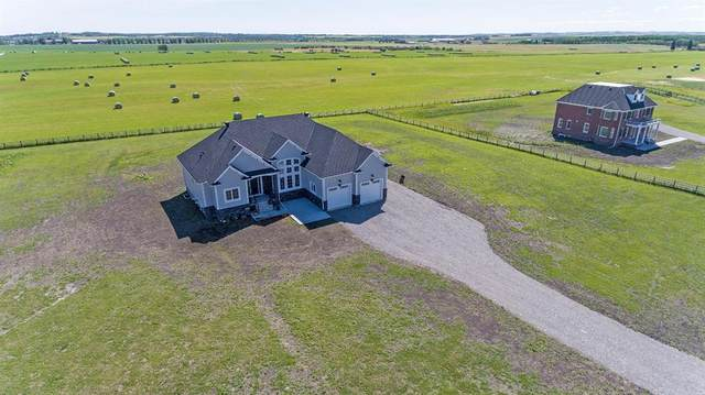 306026 43 Street W, Rural Foothills County, AB T0L 0X0 (#A1022207) :: Calgary Homefinders