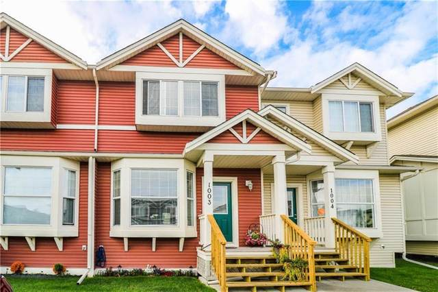 703 Luxstone Square SW #1003, Airdrie, AB T4B 0A4 (#A1022389) :: Redline Real Estate Group Inc