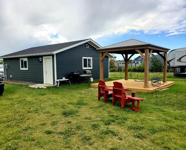 12 Marina Place, Rural Stettler County, AB T0C 2L0 (#A1022779) :: Canmore & Banff