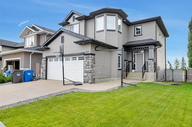 160 Vanson Close, Red Deer, AB T4R 0G9 (#A1022932) :: Canmore & Banff