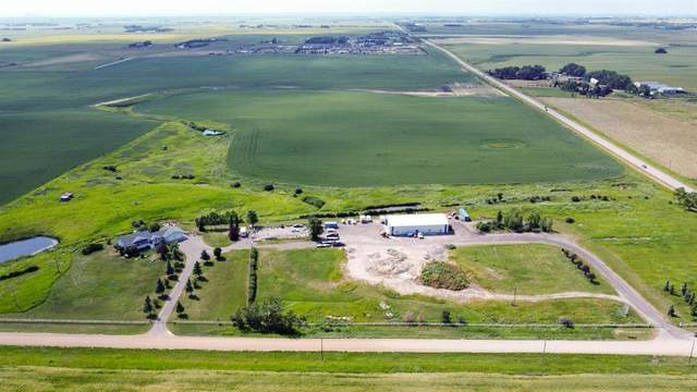 253215 Range Road  281, Rural Rocky View County, AB T2G 2G7 (#A1023499) :: Calgary Homefinders