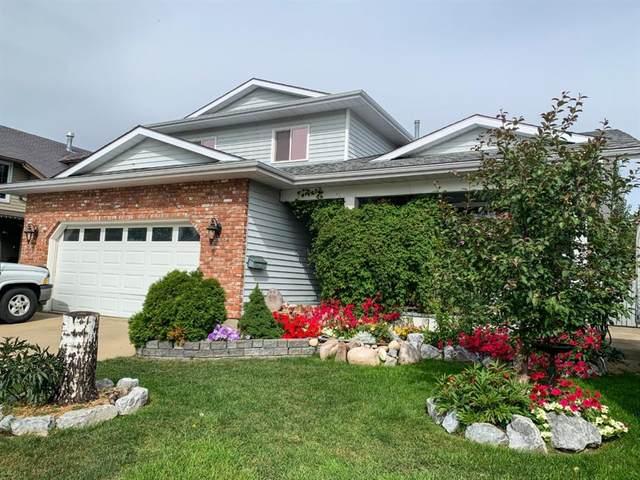 9506 62 Avenue, Grande Prairie, AB T8W 2E1 (#A1024179) :: Canmore & Banff