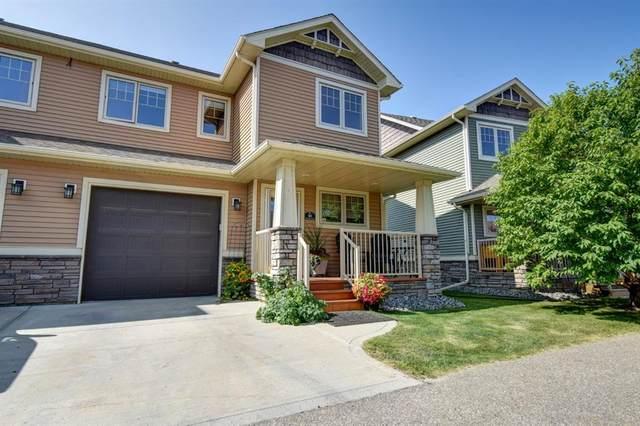 4603 Ryders Ridge Boulevard #26, Sylvan Lake, AB T4S 0G6 (#A1024473) :: Canmore & Banff