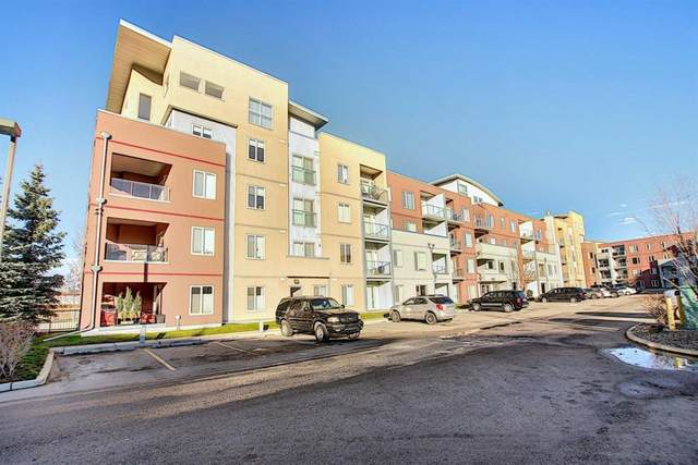 604 East Lake Boulevard NE #1304, Airdrie, AB T4A 2K9 (#A1024613) :: Canmore & Banff