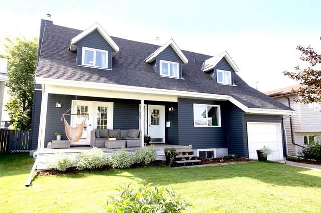 33 Sandstone Avenue, Lacombe, AB T4L 1P7 (#A1024728) :: Canmore & Banff