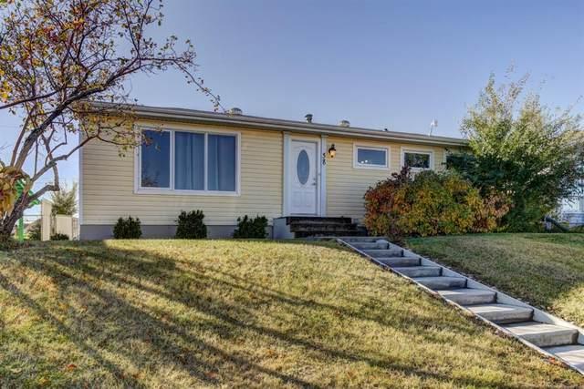 58 Cedar Crescent, Drumheller, AB T0J 0Y7 (#A1025143) :: Calgary Homefinders