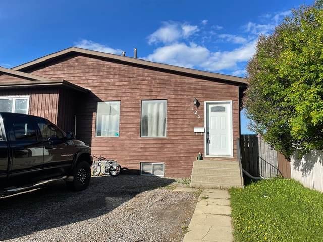 123 Sutherland Avenue, Hinton, AB T7V 1L1 (#A1025220) :: Calgary Homefinders