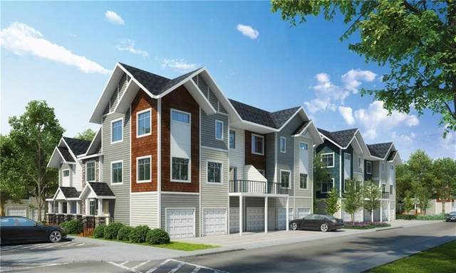 541 Canals Crossing SW, Airdrie, AB T2S 3B4 (#A1025429) :: Canmore & Banff