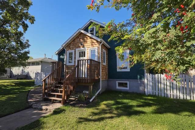 4706 53 Street, Camrose, AB T4V 1Y7 (#A1026460) :: Canmore & Banff