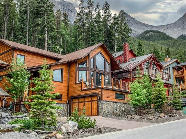 1001 Wilson Way, Canmore, AB T1W 3C5 (#A1026870) :: Canmore & Banff