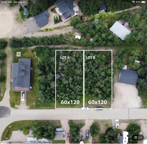 6 Sunset Lane, Rural Stettler County, AB T0C 2L0 (#A1027037) :: Canmore & Banff