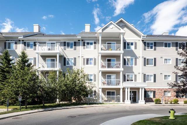 69 Country Village Manor NE #5314, Calgary, AB T2T 0M9 (#A1027642) :: Canmore & Banff