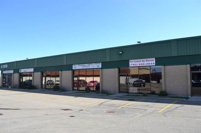 5550 45 Street G10, Red Deer, AB T4N 1L1 (#A1028022) :: Western Elite Real Estate Group