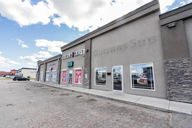 10001 97 Avenue #101, Grande Prairie, AB  (#A1028219) :: Team Shillington | Re/Max Grande Prairie