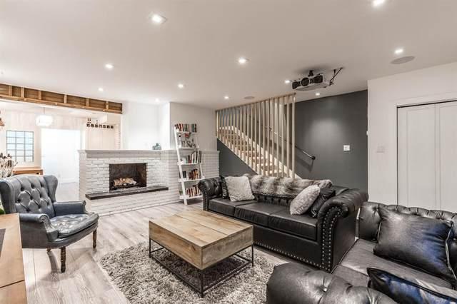 3023 4 Street SW, Calgary, AB T2S 1X9 (#A1028393) :: Calgary Homefinders