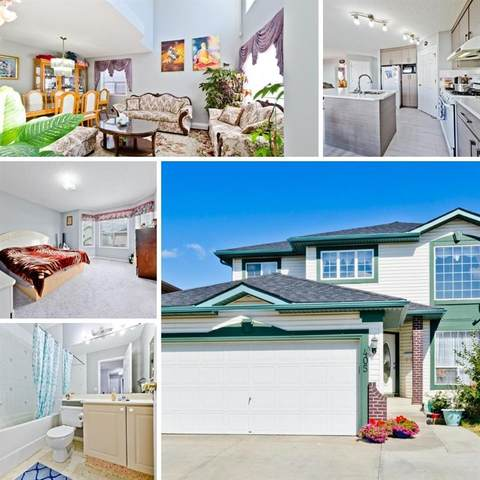 405 Coral Springs Place NE, Calgary, AB T3J 3R1 (#A1028412) :: Canmore & Banff