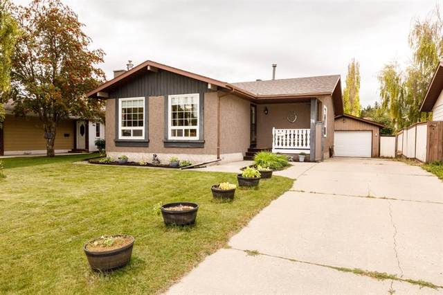 78 Card Crescent, Red Deer, AB T4P 2E3 (#A1028643) :: Canmore & Banff
