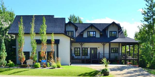 435 Summer Crescent, Rural Ponoka County, AB T4L 2N3 (#A1028980) :: Canmore & Banff