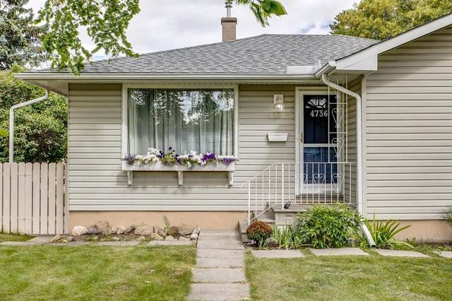 4736 Worcester Drive SW, Calgary, AB T3C 3L6 (#A1029521) :: The Cliff Stevenson Group