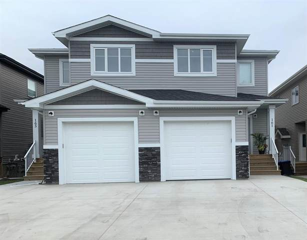 165 Siltstone Place, Fort Mcmurray, AB T9K 0W6 (#A1029547) :: Canmore & Banff