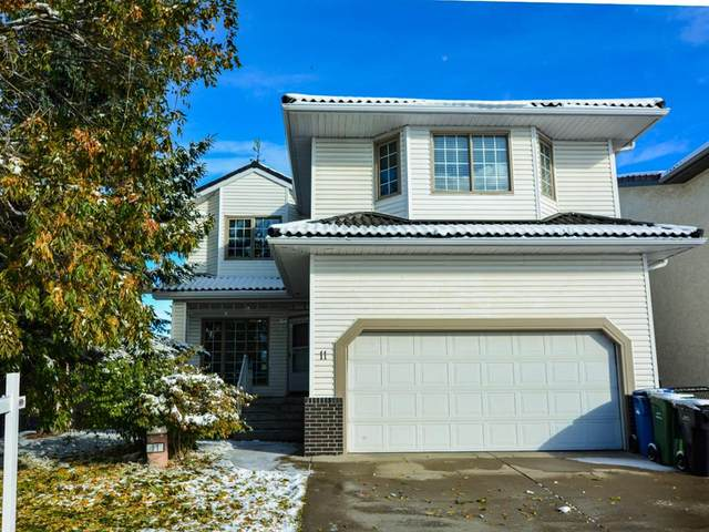 11 Hamptons Grove NW, Calgary, AB T3A 5C2 (#A1029549) :: Canmore & Banff