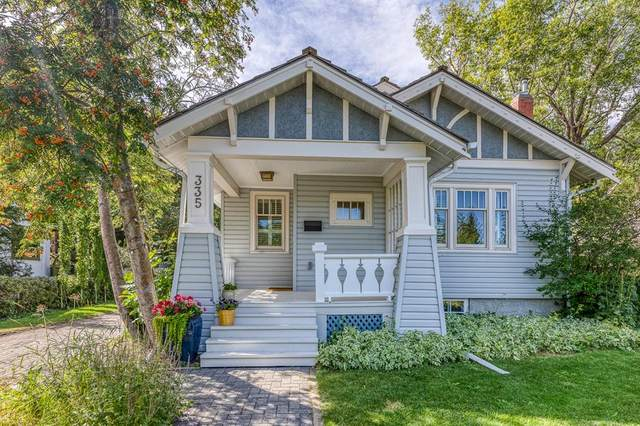 335 Sharon Avenue SW, Calgary, AB T3C 2G8 (#A1029701) :: Canmore & Banff