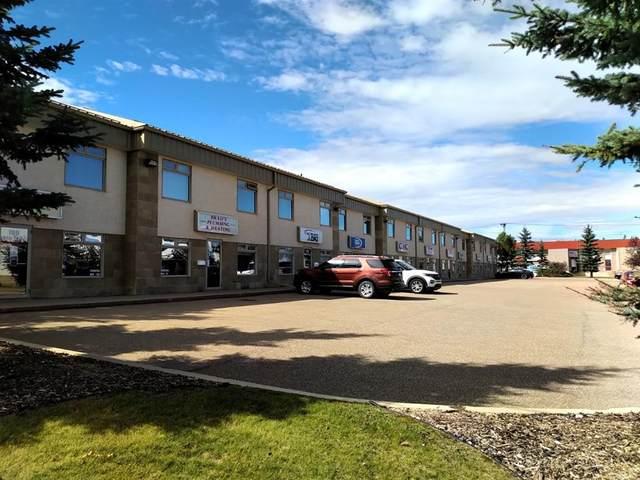 6040 47 Avenue #130, Red Deer, AB  (#A1030007) :: Team J Realtors