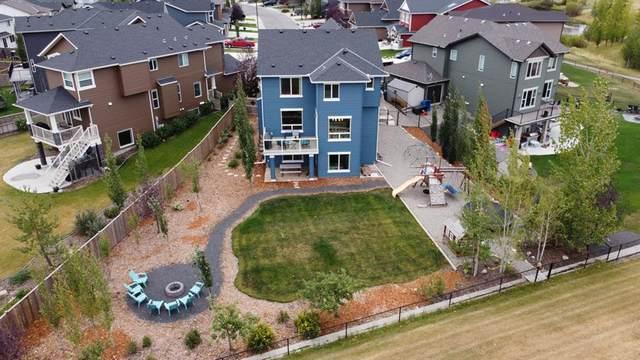 116 Drake Landing Terrace, Okotoks, AB T1S 0H1 (#A1030068) :: Redline Real Estate Group Inc