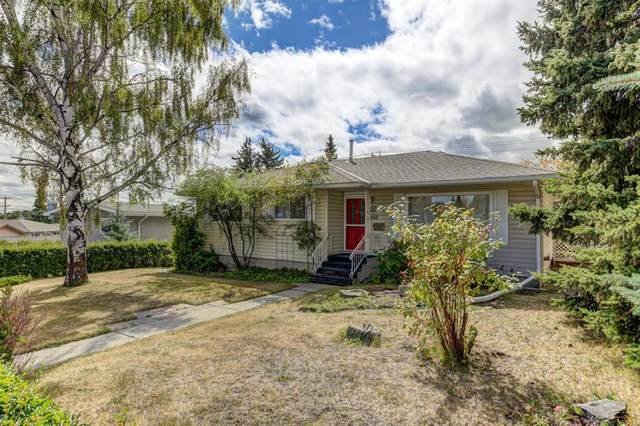 11 Cromwell Avenue NW, Calgary, AB  (#A1030278) :: Canmore & Banff
