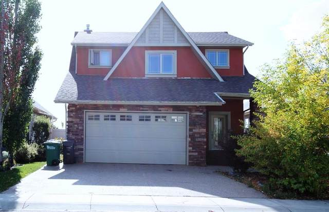 168 Wiley Crescent, Red Deer, AB T4N 7G7 (#A1030308) :: Canmore & Banff