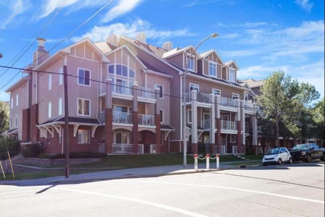 1811 34 Avenue SW #215, Calgary, AB T2T 2B9 (#A1030575) :: Redline Real Estate Group Inc