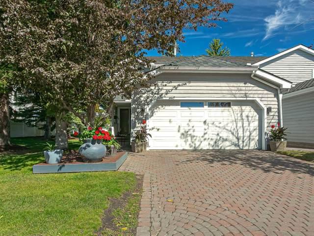 12550 17 Street SW #1, Calgary, AB T2W 4B4 (#A1030624) :: Redline Real Estate Group Inc