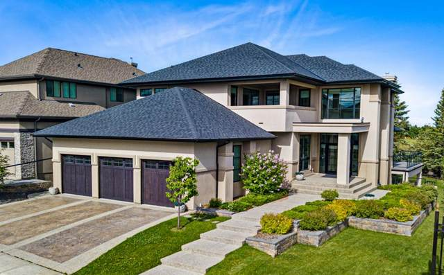 102 Aspen Ridge Place SW, Calgary, AB T3H 0J6 (#A1030755) :: Canmore & Banff