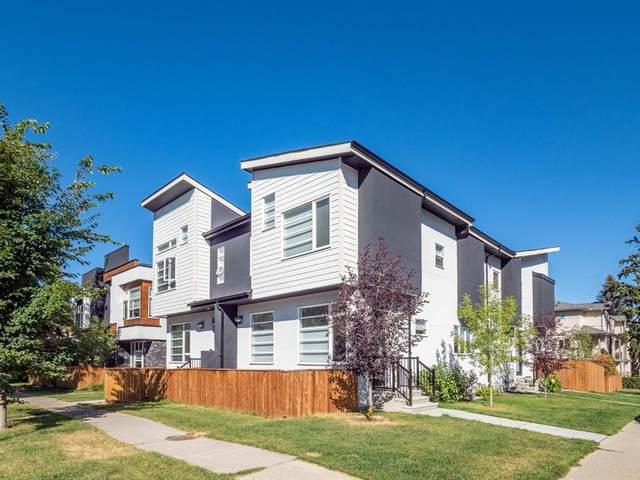 138 22 Avenue NE #2, Calgary, AB T2E 1T3 (#A1031663) :: Calgary Homefinders