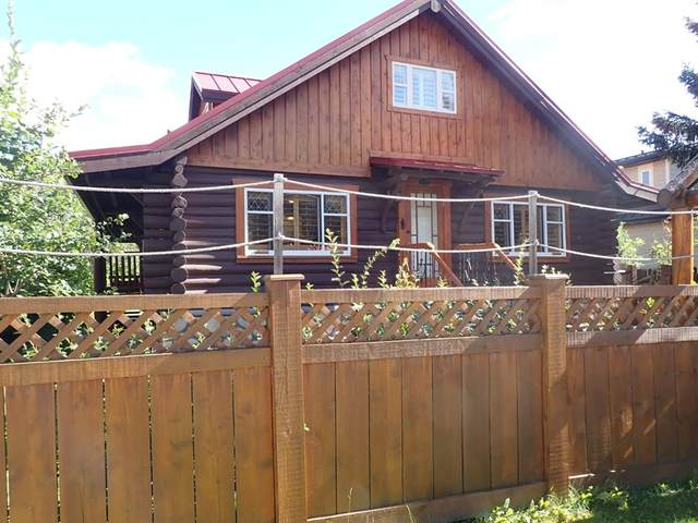 217 Bonhomme Street, Jasper, AB T0E 1E0 (#A1031834) :: Canmore & Banff