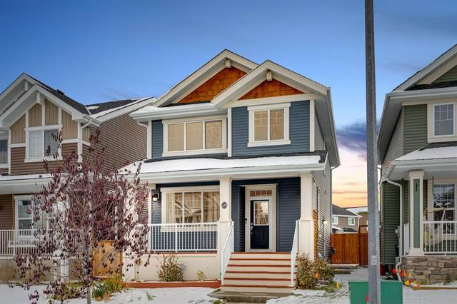 179 River Heights Crescent, Cochrane, AB T4C 0V1 (#A1032238) :: Canmore & Banff
