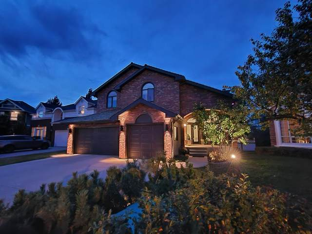 21 Christie Briar Green SW, Calgary, AB T3H 2G5 (#A1032408) :: Canmore & Banff