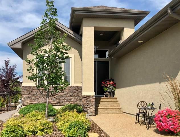 5704 24 Avenue Close, Camrose, AB T4V 1V6 (#A1032425) :: Redline Real Estate Group Inc