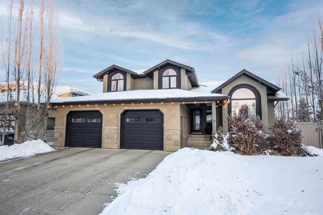 2 Denison Crescent, Red Deer, AB T4R 2E8 (#A1032508) :: Redline Real Estate Group Inc