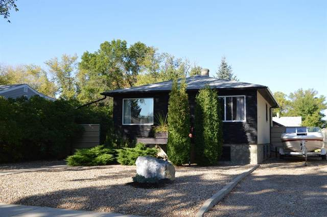 527 Centre Street, Brooks, AB T1R 0G3 (#A1032864) :: Canmore & Banff