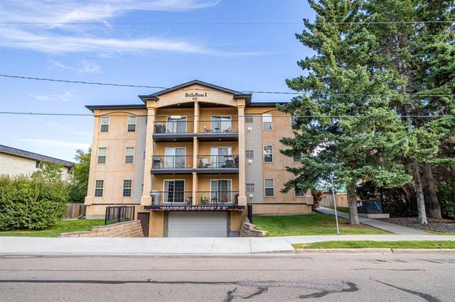 3505 51 Avenue #202, Red Deer, AB T4N 4G1 (#A1033056) :: Canmore & Banff