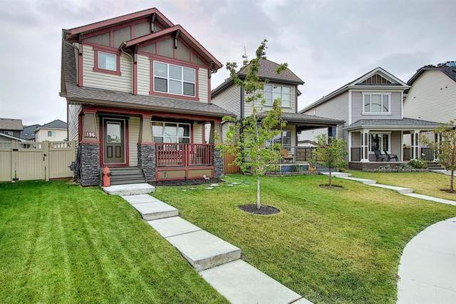 196 Copperpond Parade SE, Calgary, AB T2Z 5B2 (#A1033204) :: The Cliff Stevenson Group
