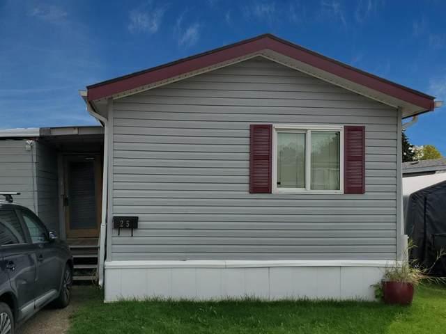 6834 59 Avenue #25, Red Deer, AB T4P 1C9 (#A1033207) :: Redline Real Estate Group Inc