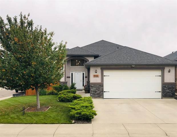 544 Couleesprings Crescent S, Lethbridge, AB T1K 5R3 (#A1033229) :: Canmore & Banff