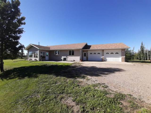 20053 Township Road 37-0, Rural Stettler County, AB T0C 2L0 (#A1033344) :: Canmore & Banff