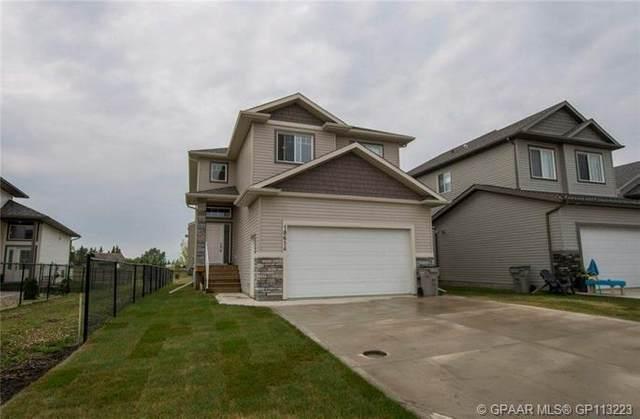 10614 129 Avenue, Grande Prairie, AB T8V 4K4 (#A1033406) :: Team Shillington | Re/Max Grande Prairie