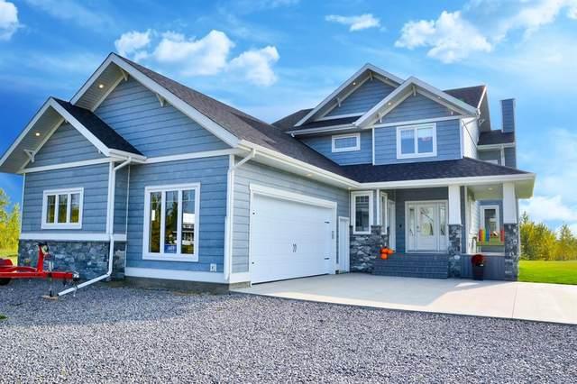 689 Bridgeview Road, Rural Ponoka County, AB T4L 2N3 (#A1033642) :: Canmore & Banff