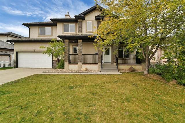 40 Allsop Drive, Red Deer, AB T4R 2V2 (#A1034079) :: Canmore & Banff