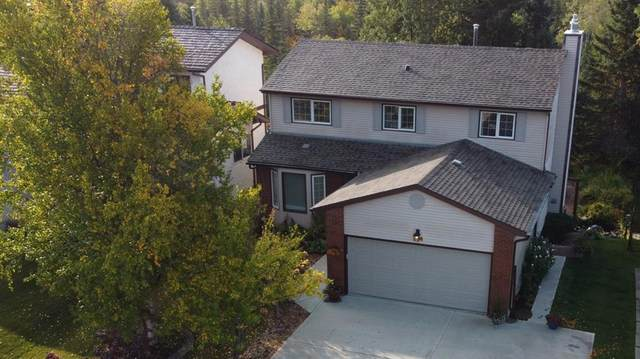 288 Collinge Road, Hinton, AB T7V 1L3 (#A1034173) :: Canmore & Banff